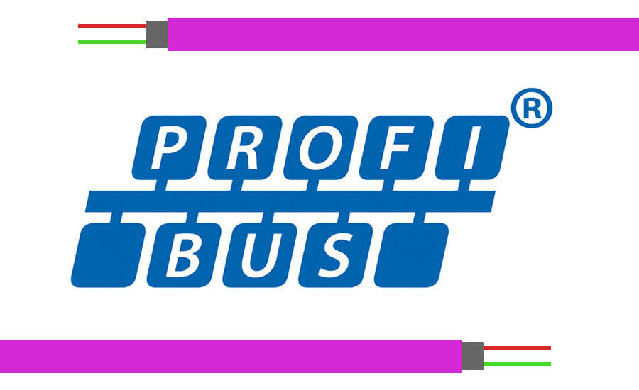 The profibus cable and its connectors