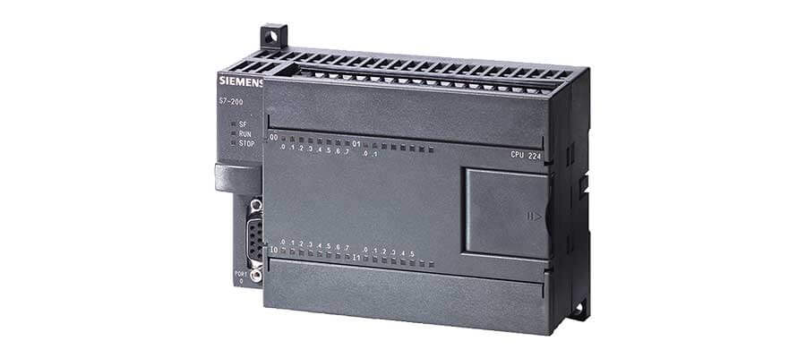 CPU224 PLC CPU module from S7-200 series
