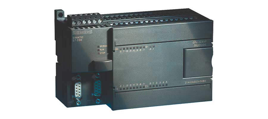 Siemens S7-200 - Getting Started with Siemens PLC