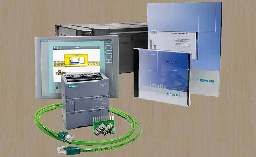 S7-1200 Starter Kit with SIMATIC KTP600