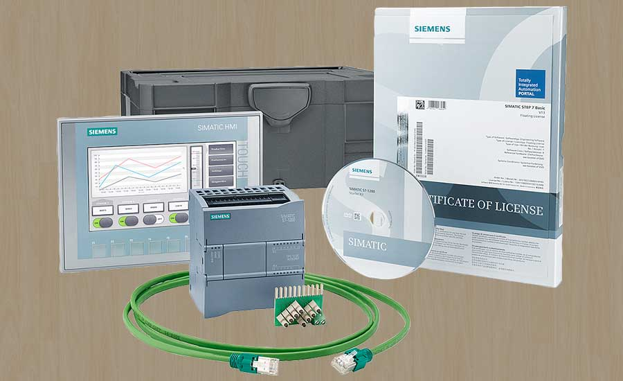 S7-1200 Starter Kit with KTP700 SIMATIC HMI