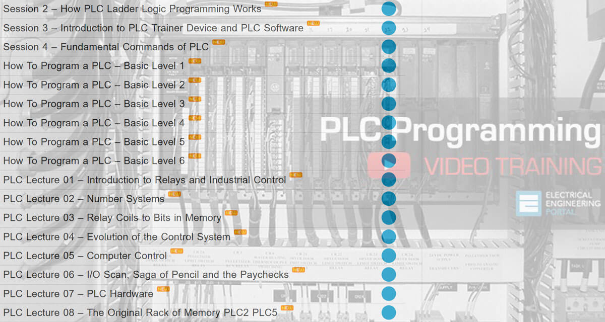 PLC Programming Training Course from EEP