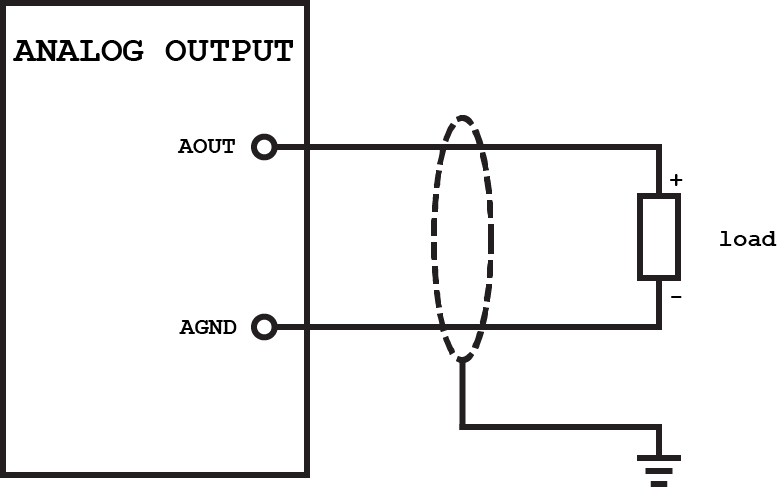 2-Wire Analog Voltage Output