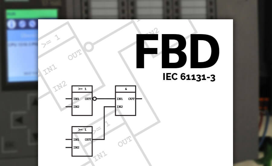 function block diagram (fbd) programming tutorial