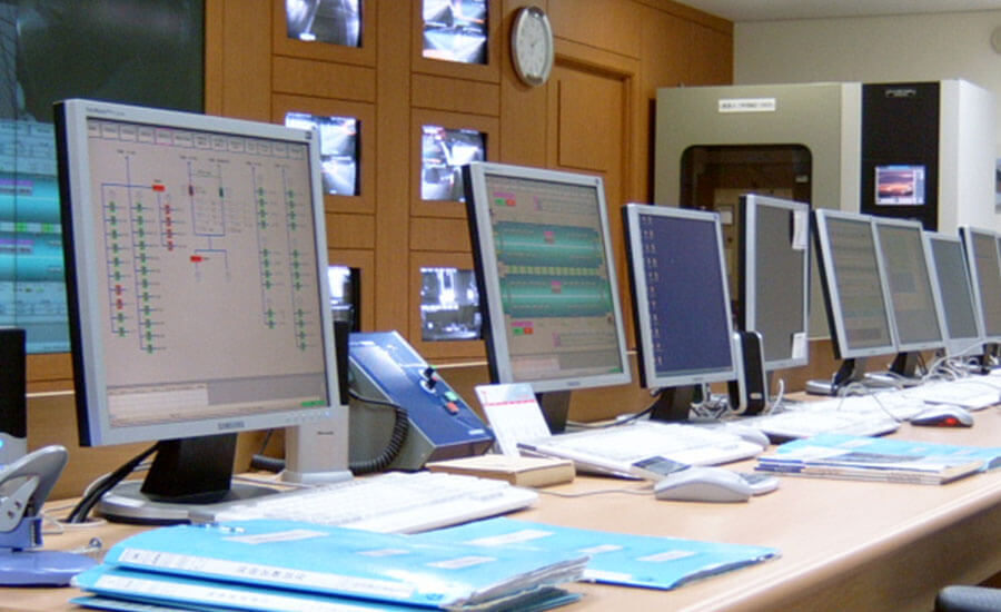 SCADA System (Supervisory Control and Data Acquisition