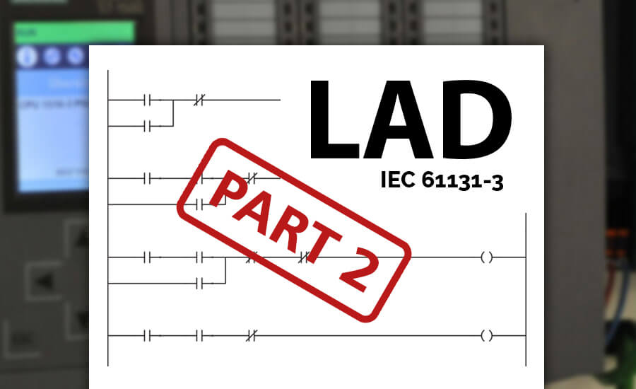 Ladder Logic Tutorial Part 2